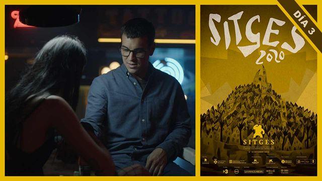 Festival de Sitges: El fantástico español domina la jornada: 'Baby', 'Un efecto óptico' y 'No matarás'