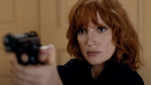'355': Tráiler en español del equipo de espías formado por Jessica Chastain, Penélope Cruz y Diane Kruger