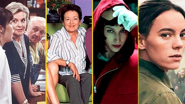 De '7 Vidas' a 'Antidisturbios'. Las series españolas suben de nivel con la llegada de Netflix