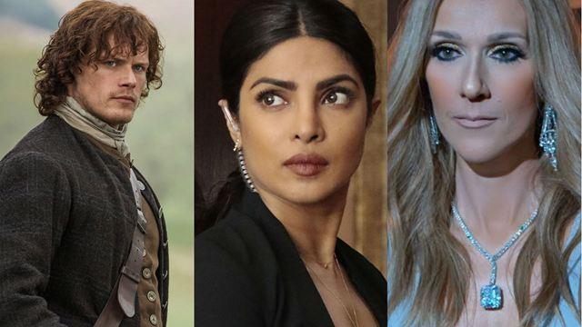 Sam Heughan, Celine Dion y Priyanka Chopra protagonizarán el drama romántico 'Text For You'