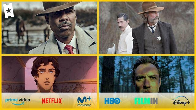 8 series y películas que te recomendamos ver hoy en Netflix, Movistar+, HBO, Amazon, o gratis en abierto