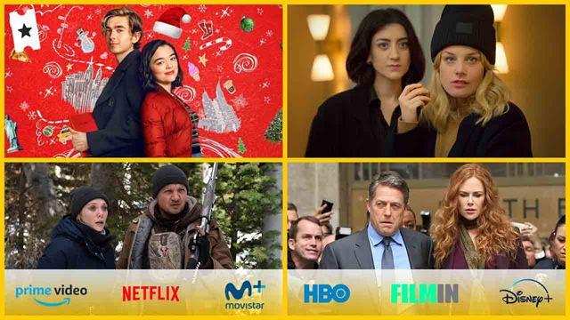 8 series y películas que te recomendamos para ver hoy en Netflix, Amazon, HBO o gratis en abierto