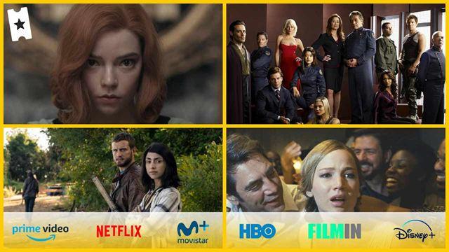 8 series y películas que te recomendamos para ver este fin de semana en Netflix, Amazon Prime Video, Movistar+ o gratis en abierto