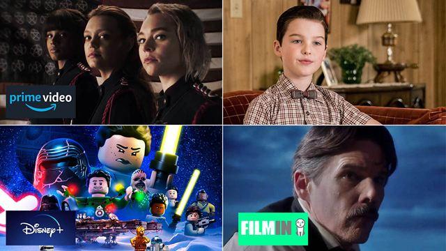 Estrenos de películas y series en Amazon Prime Video, Disney+, Movistar+ y Filmin del 16 al 22 de noviembre