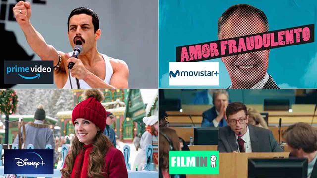 Estrenos de películas y series en Amazon Prime Video, Disney+, Movistar+ y Filmin del 23 al 29 de noviembre