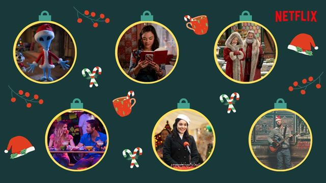Todas las películas y series de Navidad que estrena Netflix este 2020