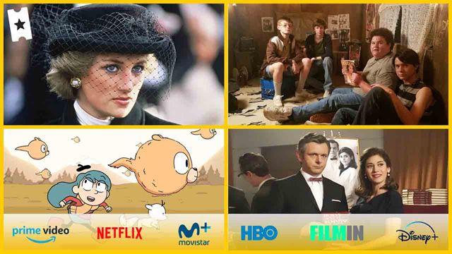 9 series y películas que te recomendamos ver hoy en Netflix, Filmin, Disney+, Amazon Prime Video o gratis en abierto