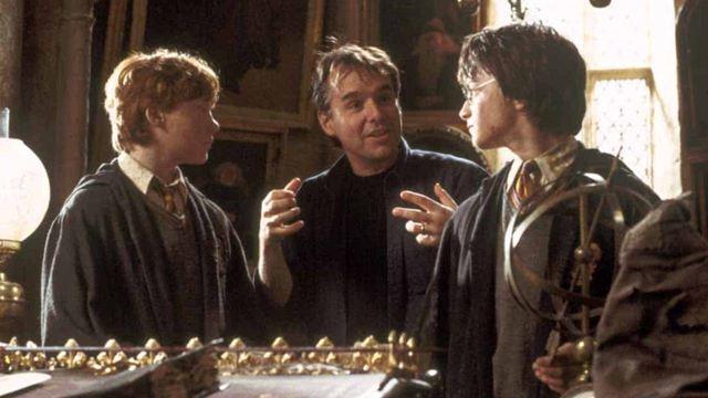 'Harry Potter': Por qué Chris Columbus se alegra de no haber vuelto para 'Las reliquias de la muerte'