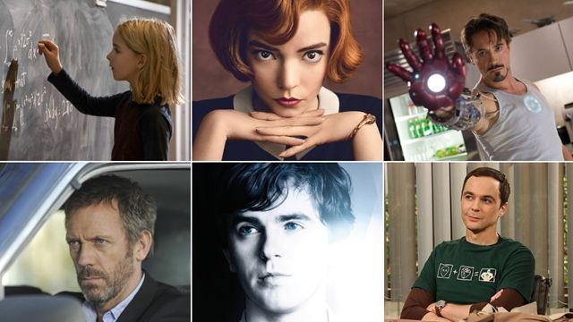 'Gambito de Dama' (Netflix) y otras 11 películas y series con genios, superdotados o niños y jóvenes prodigios