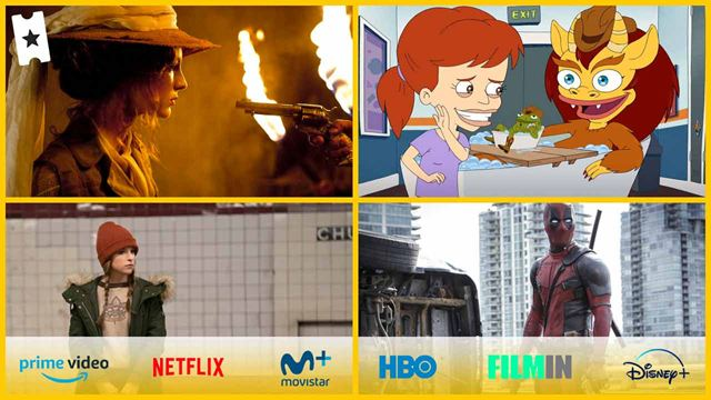8 series y películas que te recomendamos para ver este fin de semana en Netflix, HBO, Amazon Prime Video, Movistar+, Filmin o gratis en abierto