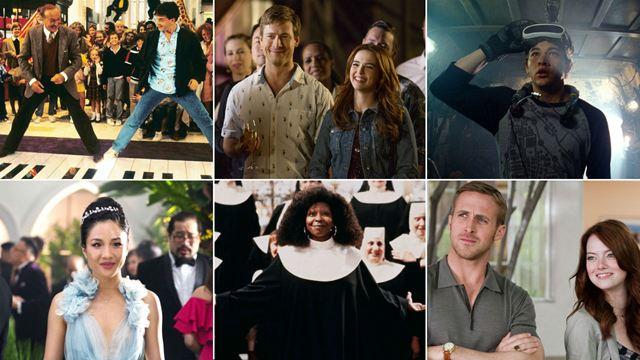 Las mejores películas 'buenrolleras' para empezar el curso