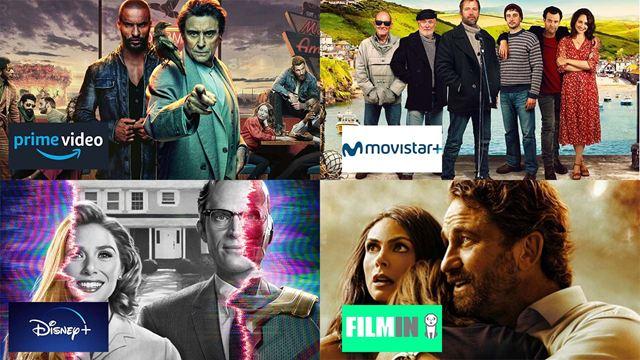 Estrenos de películas y series en Amazon Prime Video, HBO, Disney+, Movistar+ y Filmin del 11 al 17 de enero