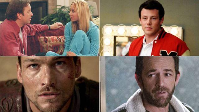 11 actores de televisión cuya muerte cambió el rumbo de su serie