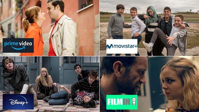 Estrenos de películas y series en Amazon Prime Video, Disney+, Movistar+ y Filmin del 25 al 31de enero
