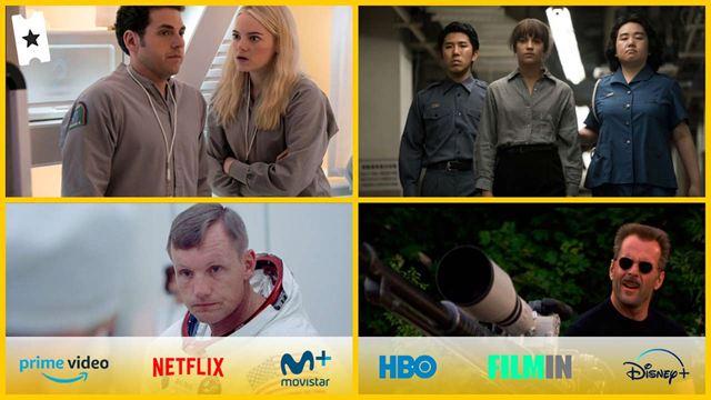 7 series y películas que te recomendamos para ver hoy en Netflix, Amazon Prime Video, Disney+ o gratis en abierto