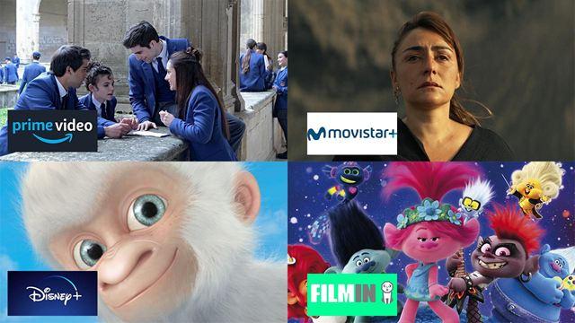 Estrenos de películas y series en Amazon Prime Video, Disney+, Movistar+ y Filmin del 15 al 21de febrero de 2021
