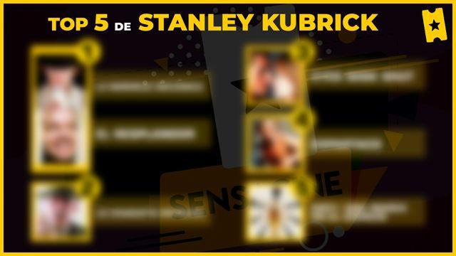 Las  cinco mejores películas de Kubrick según los usuarios de SensaCine