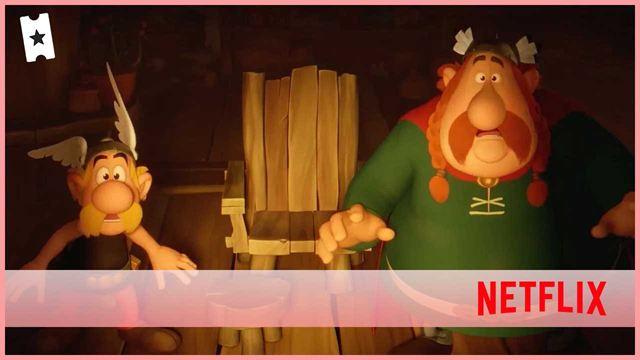 Netflix prepara la primera serie animada de 'Astérix' para 2023
