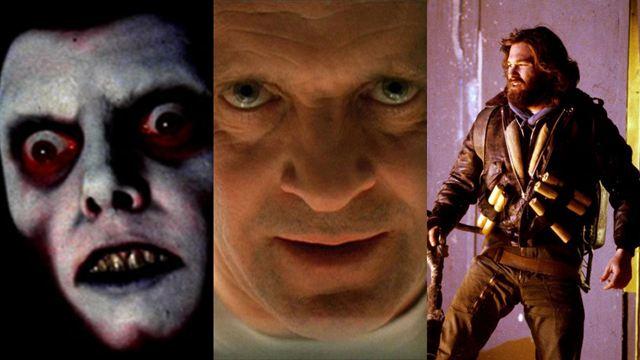 Las 50 mejores películas de terror de la historia del cine