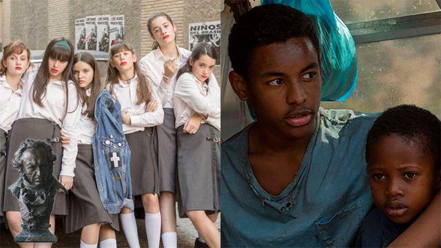 'Las niñas' y 'Adú', las películas favoritas para los Premios Goya 2021