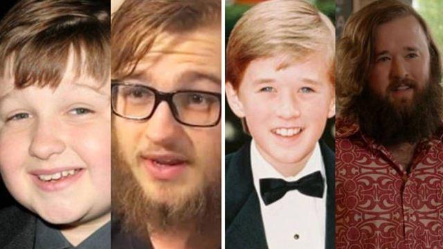 El antes y el después de 50 niños actores