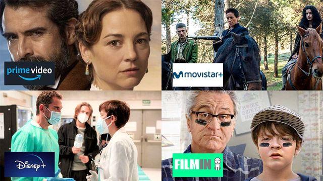 Estrenos de películas y series en Amazon Prime Video, Disney+, Movistar+ y Filmin del 22 al 28 de marzo