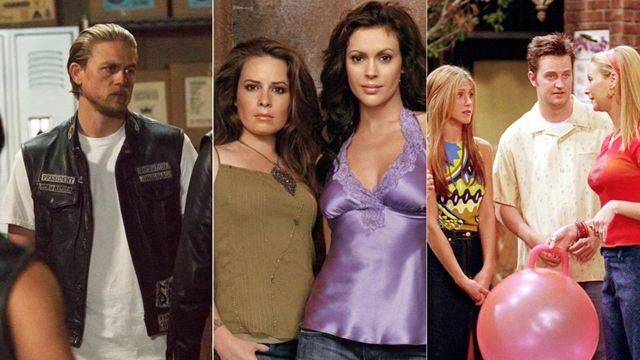 'Friends' y otras 7 series que no han envejecido bien