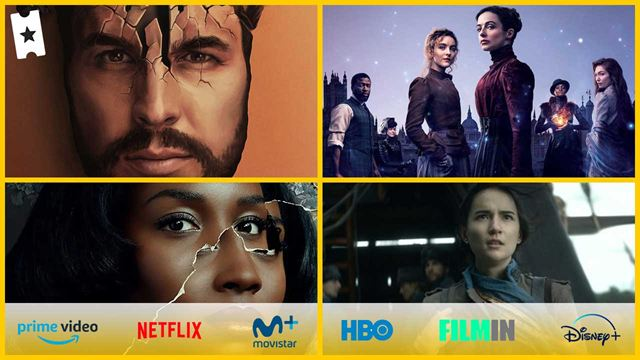 Las 8 mejores series que puedes ver en abril de 2021 en Netflix y otras plataformas