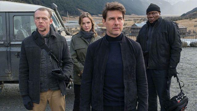 'Misión: Imposible 7', 'Top Gun: Maverick' y 'Jackass 4' retrasan su fecha de estreno