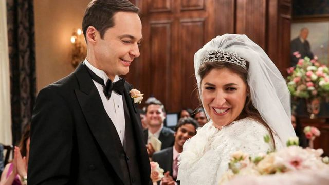 Ni los guionistas de 'The Big Bang Theory' estaban seguros de que Amy aceptase casarse con Sheldon
