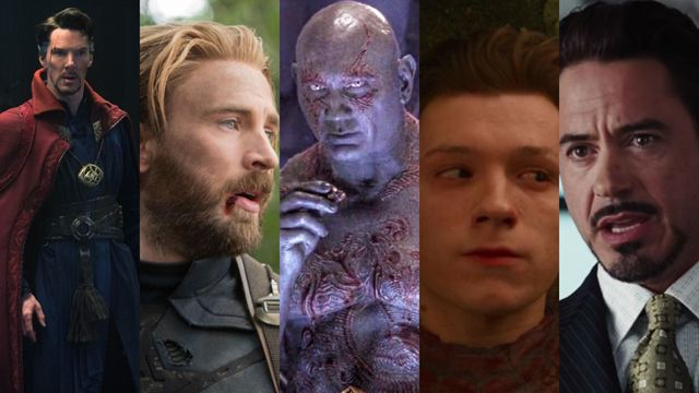 Las mejores 10 improvisaciones de los actores de Marvel