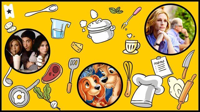 13 recetas fáciles de tus películas y series favoritas para preparar en casa