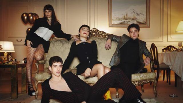 Así es la nueva 'Élite': Estos son los personajes con los que Netflix sustituye a Carla, Lu, Nadia y compañía en la temporada 4