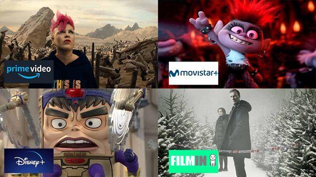 Estrenos de películas y series en Amazon Prime Video, Disney+, Movistar+ y Filmin del 17 al 23 de mayo