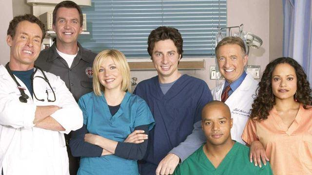 5 razones para ver 'Scrubs' en Star en Disney+ que demuestran que en las series de médicos no todo es drama