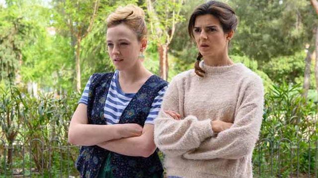 Así es Catalina Sopelana, la actriz más desconocida de 'El Vecino': De costurera en 'Velvet' a superheroína en Netflix