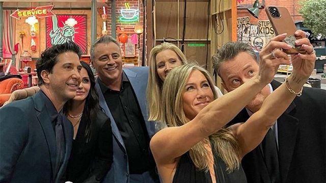 Lo que no has visto en 'Friends: La Reunión': imágenes inéditas que los actores han compartido en sus redes sociales