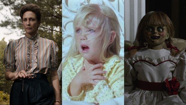 'Expediente Warren' y otros rodajes de películas que sufrieron sucesos paranormales