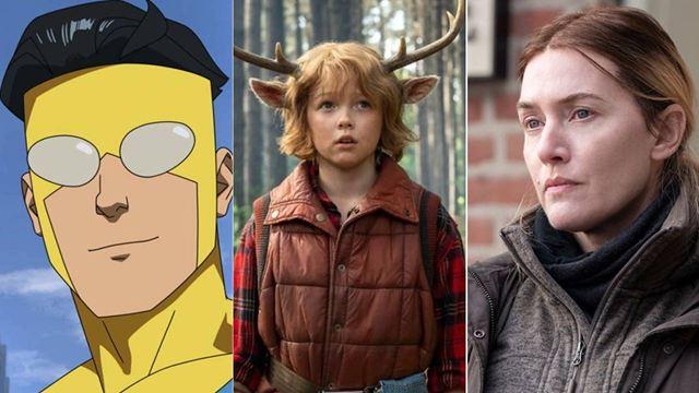 Las mejores nuevas series de Netflix y otras plataformas de 'streaming' en lo que llevamos de 2021