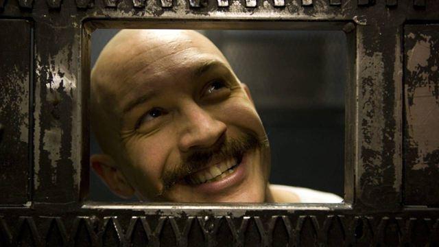 Tom Hardy no es bienvenido en la cárcel tras su papel en 'Bronson'