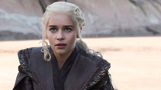 Emilia Clarke confiesa qué escena de Daenerys le gustaría eliminar de 'Juego de Tronos'