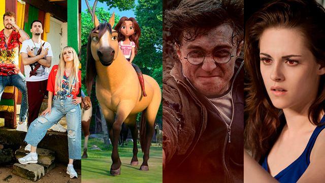 'Operación Camarón', 'Spirit (Indomable)', 'Harry Potter' y 'Amanecer', entre los estrenos de cine destacados de la semana