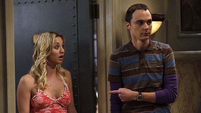 Kaley Cuoco revela el momento de 'The Big Bang Theory' que los fans le recuerdan constantemente