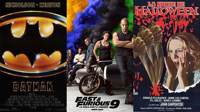 'Fast & Furious' y las películas con más secuelas de la historia del cine