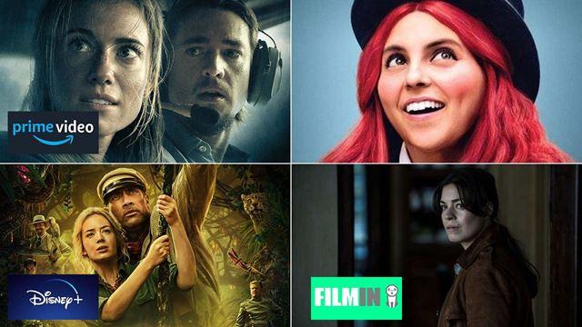 Estrenos de películas y series en Amazon Prime Video, Disney+, Movistar+ y Filmin en la semana del 26 de julio al 1 de agosto