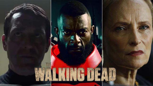 'The Walking Dead' T11: Conoce las caras nuevas de la última temporada