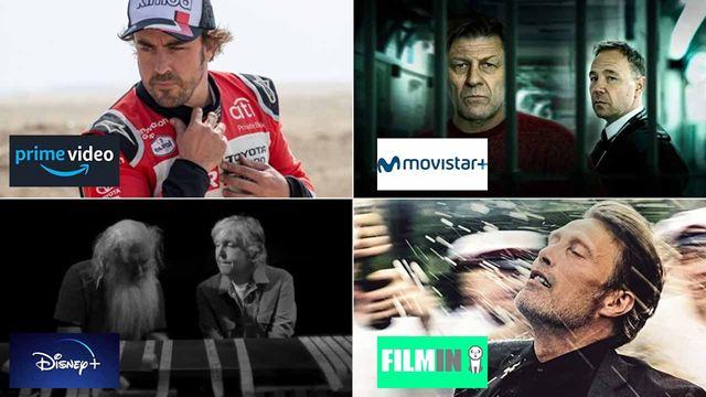 Estrenos de películas y series en Amazon Prime Video, Disney+, Movistar+ y Filmin en la semana del 23 al 29 de agosto