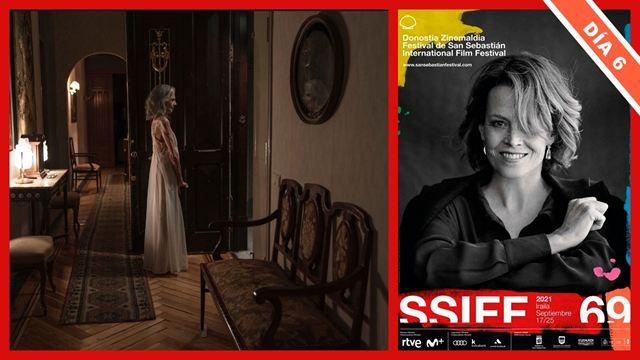 San Sebastián 2021 Día 6:  El terror de lo cotidiano de 'La abuela' de Paco Plaza invade el festival