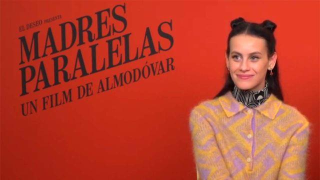 'Madres paralelas': De recepcionista a chica Almódovar ¿quién es Milena Smit?