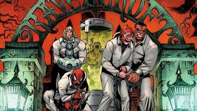 Tras 'Venom: Habrá Matanza', Andy Serkis quiere dirigir una película sobre el asilo Ravencroft